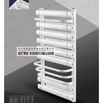铜铝复合9+4扁管背篓散热器