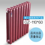 GZ-110×60散热器