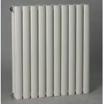 钢制椭圆管双搭散热器