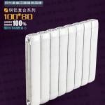 铜铝复合100 X 80散热器