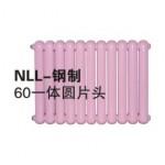 NLL-钢制60一体圆片头散热器