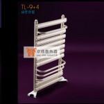 京鼎散热器 铜铝9+4扁管背篓散热器