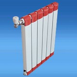 钢制70x63大水道散热器