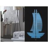 钢制散热器 帆船散热器