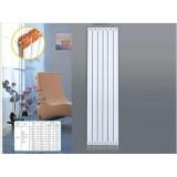 铜铝复合暖气片公司 铜(钢)铝复合80-60散热器