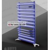 钢制卫浴散热器厂家 GZ-9+4 搭焊背篓散热器
