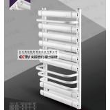 铜铝复合暖气片批发 铜铝复合9+4扁管背篓散热器