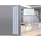 铜铝复合散热器的寿命 铜(钢)铝复合132×60散热器