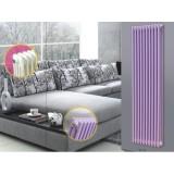 钢制暖气片厂家 钢三柱散热器