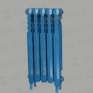 直销导流型散热器  导流型铸铁暖气片  铸铁导流型散热器