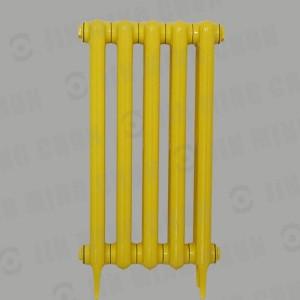 【金明春】热销铸铁暖气片   铸铁椭柱翼暖气片  椭柱翼暖气片