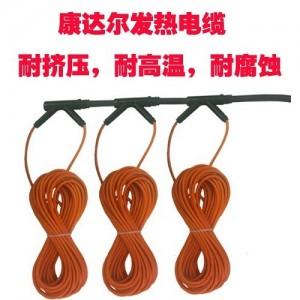 康达尔碳纤维发热电缆 进口碳纤维发热电缆 上海碳纤维发热线定做