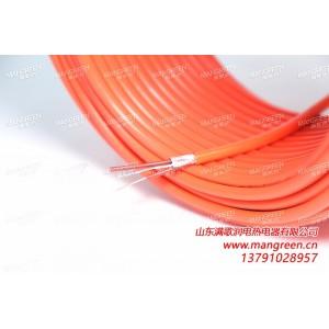 满歌润MGR-522 江西双导发热电缆 电地暖发热电缆 厂家直销 价格公道