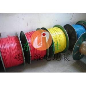品质保证 电地暖   电采暖   长丝碳纤维发热电缆    长丝碳纤维地暖