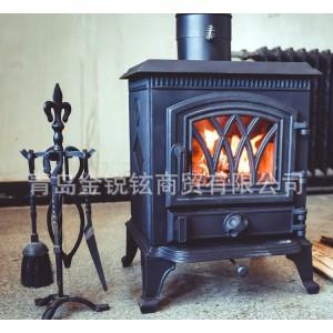 欧式真火壁炉 小面积取暖炉 多功能取暖炉 绿色环保壁炉现货