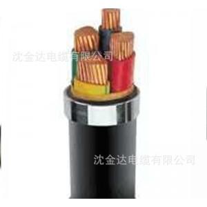 供应低压电力电缆  240平方铜电缆 沈金达电缆 国标电缆厂 发热电缆 电线电缆