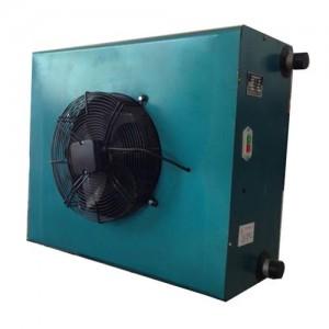 潍坊华利温控电热风机厂家/ 温控设备厂家生产热风机工业电热暖风机