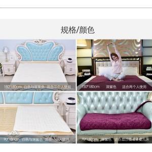 丽薇雅智能恒温水暖毯电热水热水暖床垫静音无辐射DS-11A 水暖毯