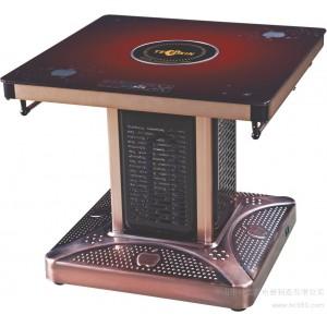 供应特美新TMX-DL01C多功能取暖炉(四面豪华型红苹果多功能电暖炉)