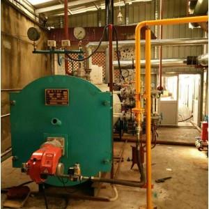 热丰牌燃气蒸汽锅炉 优惠价格 燃气锅炉