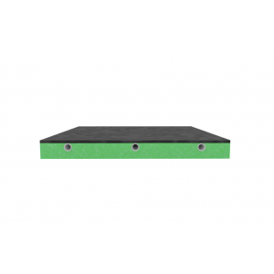 RheinTec倍适超轻地暖 增强型超薄水地暖铺装 无须回填节能省电