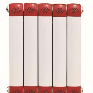 淄博铜铝复合散热器  壁挂式落地式可定制  欢迎选购