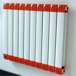 淄博田洋 出售铜铝复合散热器 暖气片 壁挂式落地式可定制 铜铝复合散热器厂家