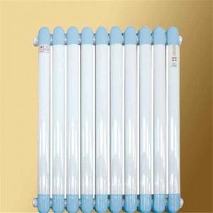 淄博铜铝复合散热器  壁挂式落地式可定制 铜铝复合散热器厂家 欢迎选购