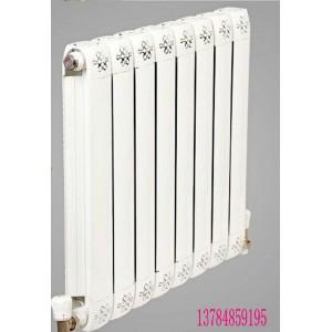 GLFH8-8 /400-1.0型钢铝柱翼散热器钢铝复合散热器暖气片
