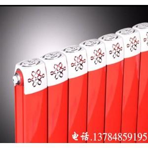 GLFH8-8 /1600-1.0型钢铝柱翼散热器钢铝复合散热器暖气片