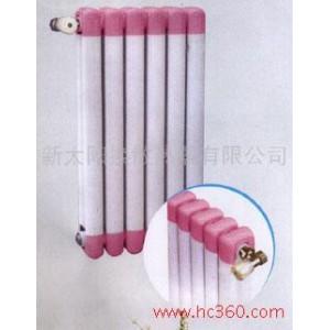 供应  钢铝一体暖气散热器  暖气片散热器