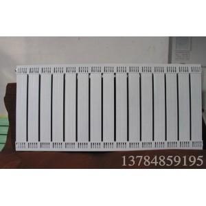 钢铝复合80*60/600-1.0型采暖散热器采暖暖气片工程专用散热器 钢铝复合需要散热器