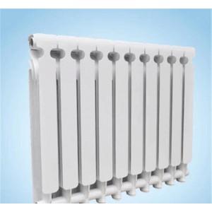 双金属暖气片压铸复合散热器厂家压铸铝暖气片
