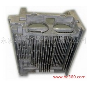 供应专业压铸铝合金电子散热器