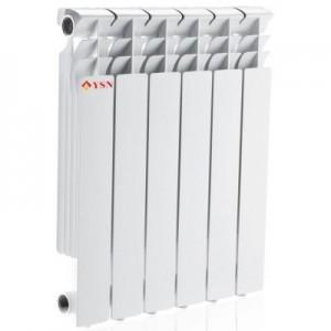 供应孝感独立采暖散热器就选意斯暖高压铸铝散热器