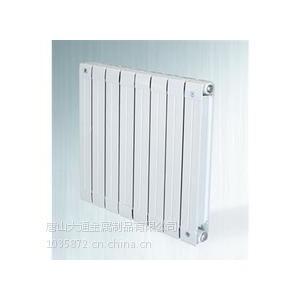 内蒙古铜铝复合柱翼暖气片