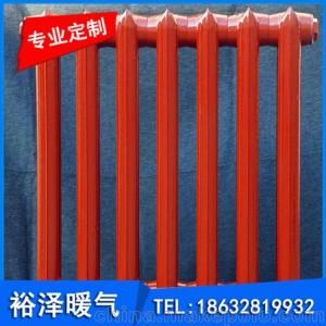 厂家直销铸铁暖气片  圆管三柱645