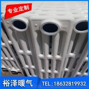 内腔无砂铸铁暖气片 铸铁745散热器 安全节能