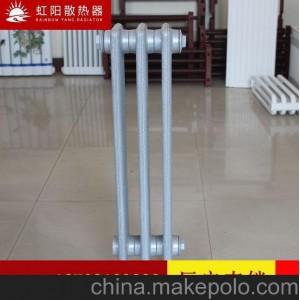 厂家老式铸铁暖气片,郑州暖气片批发,柱翼橄榄745型铸铁散热器
