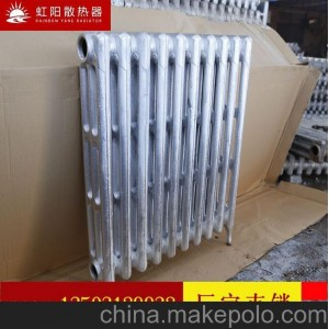 双管对流铸铁散热器 新型铸铁暖气片 美观结实耐用 冀州原厂批发