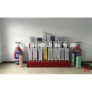 椭四柱760型铸铁散热器传统柱式暖气片