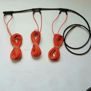 卡夫kafutx01 碳纤维电暖线 碳纤维电暖线  厂家直销碳纤维电暖线 节能环保地暖