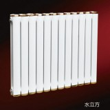 钢制水立方散热器
