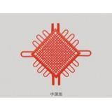 异型散热器材质  中国结散热器