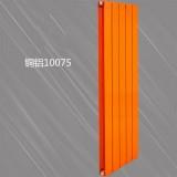 铜铝复合100x75散热器