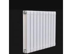 九牧散热器 铜铝复合75x75散热器