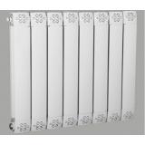 铜铝复合90x90散热器
