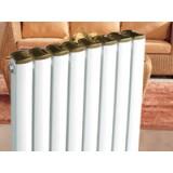 扁圆管柱型70*63散热器