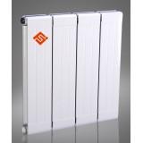 铜铝复合暖气片132x60散热器