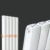 铜铝复合100x80散热器